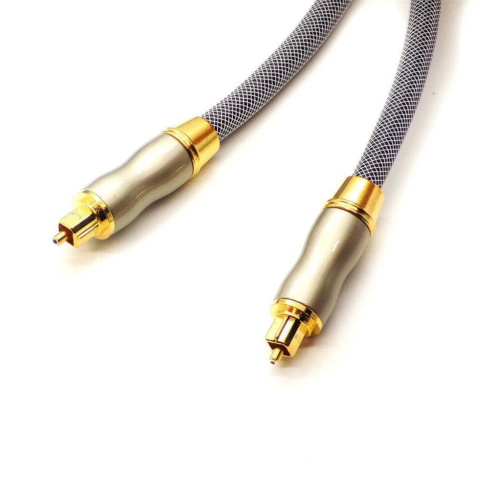 0.5m OPTICAL CABLE DIGITAL AUDIO Lead TOSLink SPDIF Surround