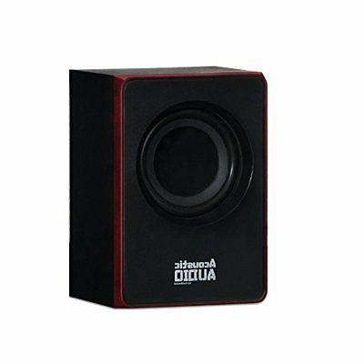 Acoustic Audio 2.1 Speaker