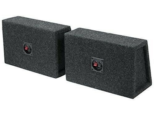 """2 Atrend 6X9PR 6"""" x Speaker Single Cab Surround Sound Behind Seat"""