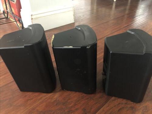 3 AudioSource Indoor-Outdoor Surround 100 watts