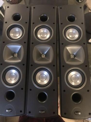 3 Surround Speakers