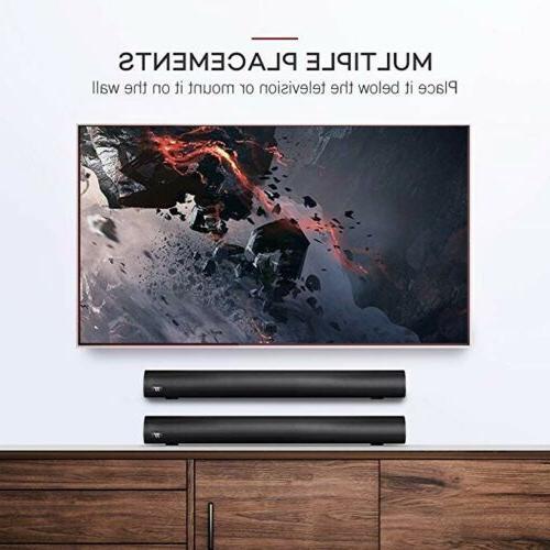 """31"""" Surround Blaster Speaker TV TT-SK017"""