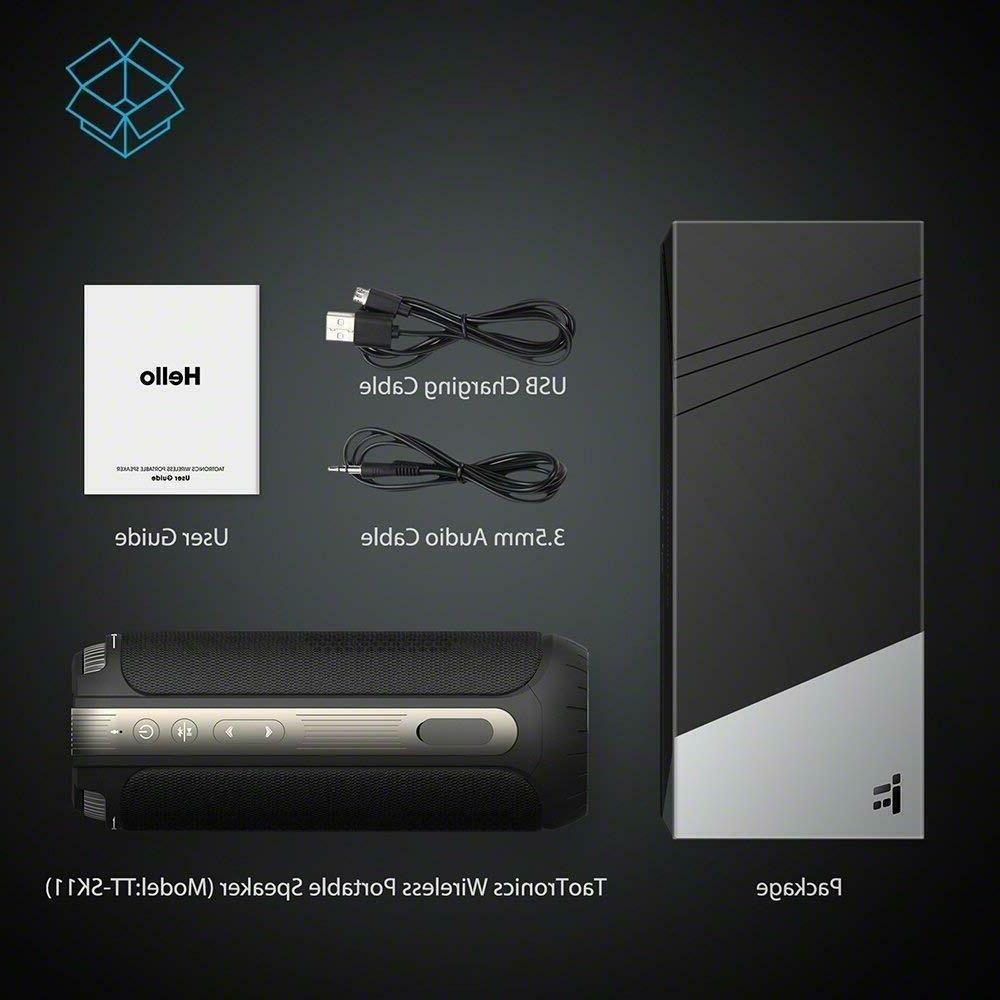 TaoTronics 360 Degree Sound Wireless