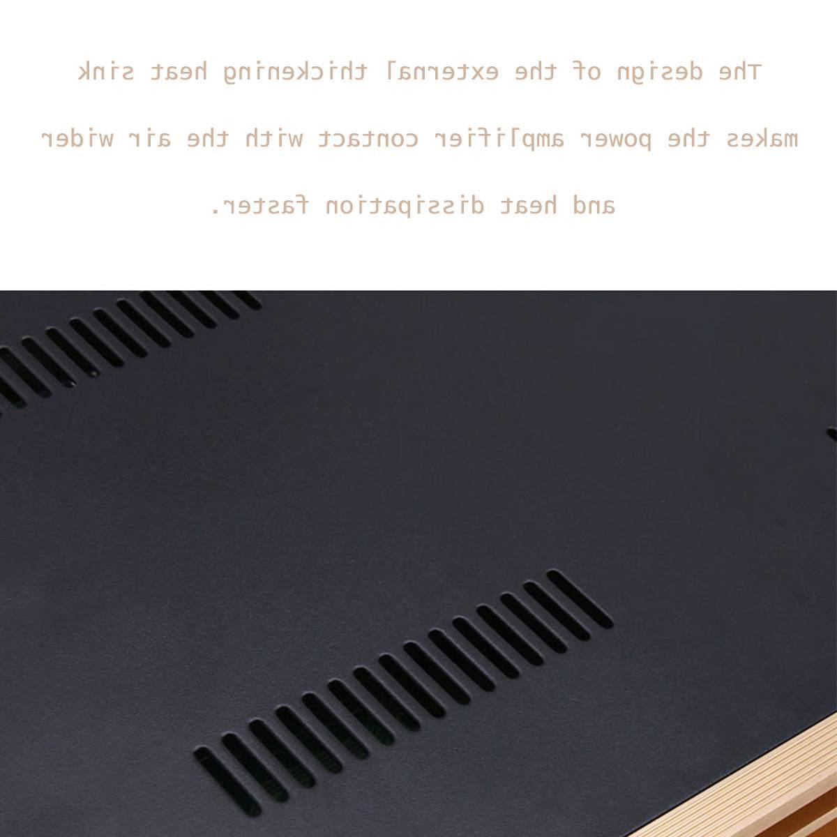 4 High Stereo <font><b>Surround</b></font> Aluminum Audio