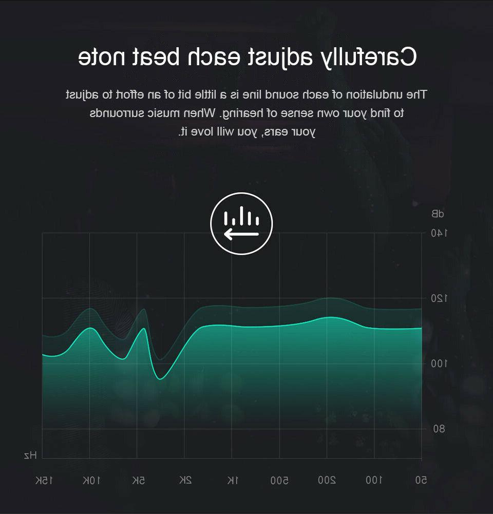 4D Earphone LED Headphone Bluetooth Headset