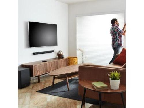 JBL 5.1-Channel HD Wireless Surround Speakers and Wi