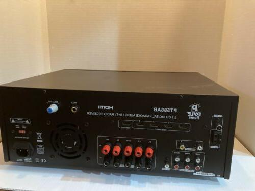 Pyle 5.1-Channel with & - PT588AB