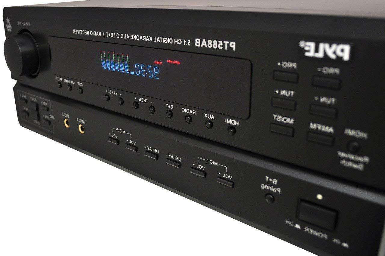 5.1 Home Surround BT Wireless Streaming