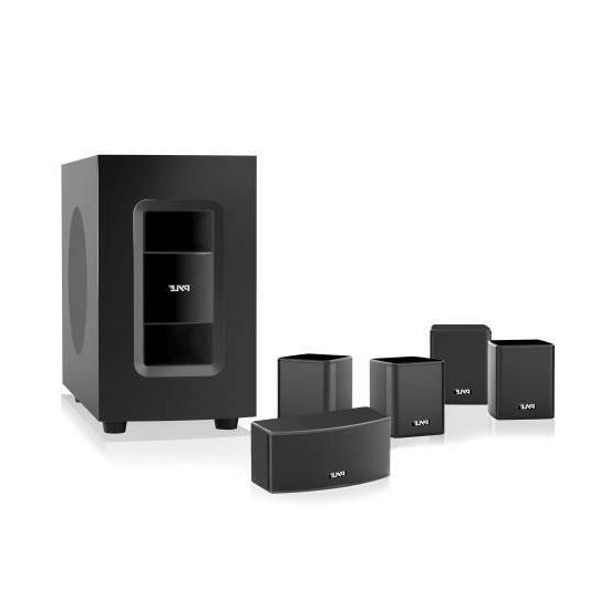 5 1 channel home theater system active