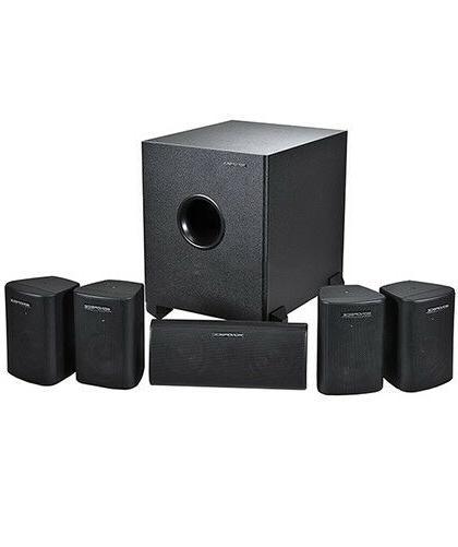 5 1 speaker home theater surround sound