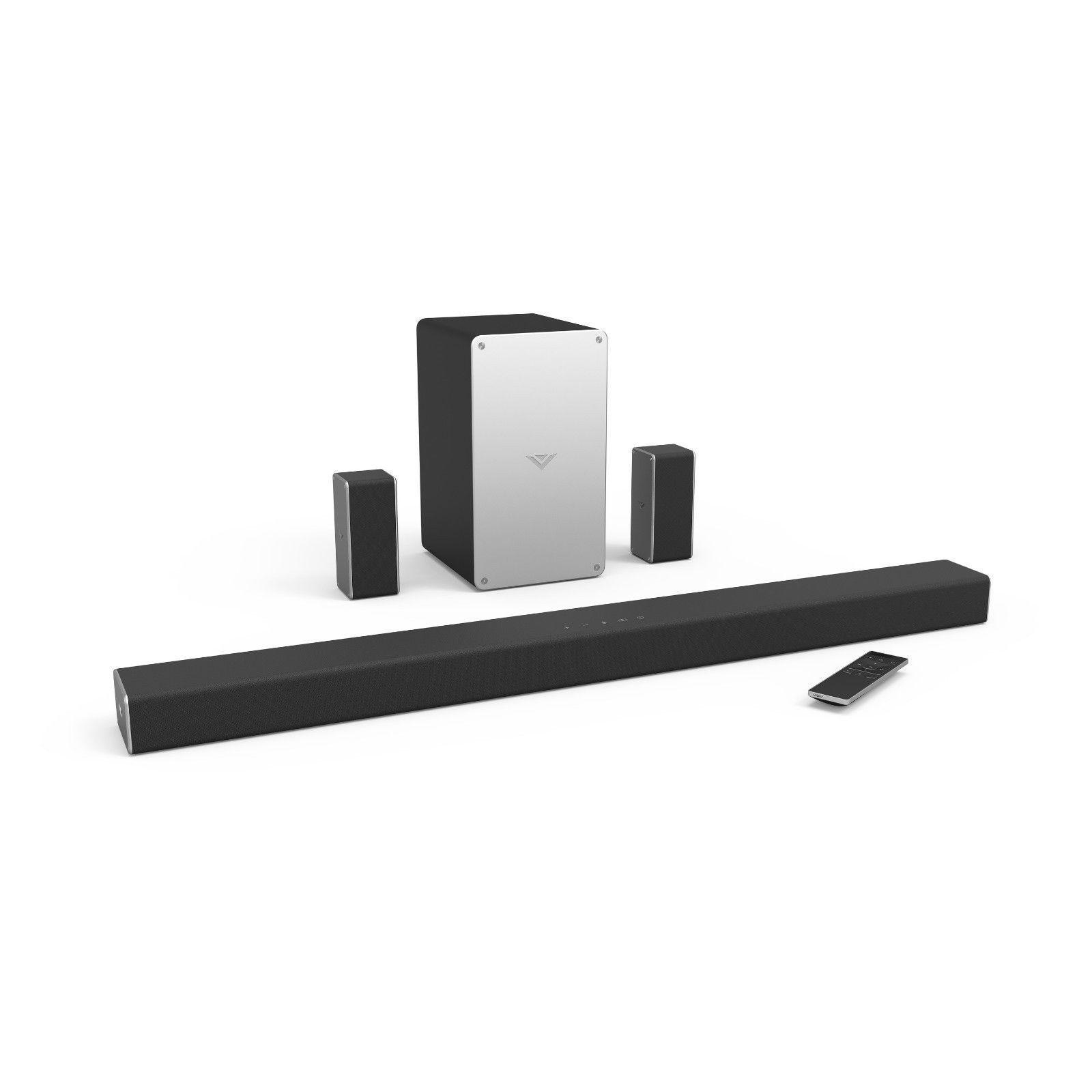 Vizio Surround Bar System Subwoofer For