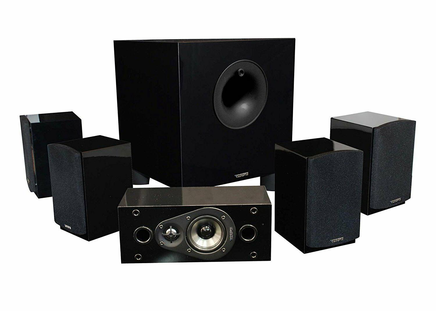 5 1 take classic home theater system