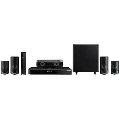 Samsung 5.1ch Blu-ray Theater B.tooth Extended