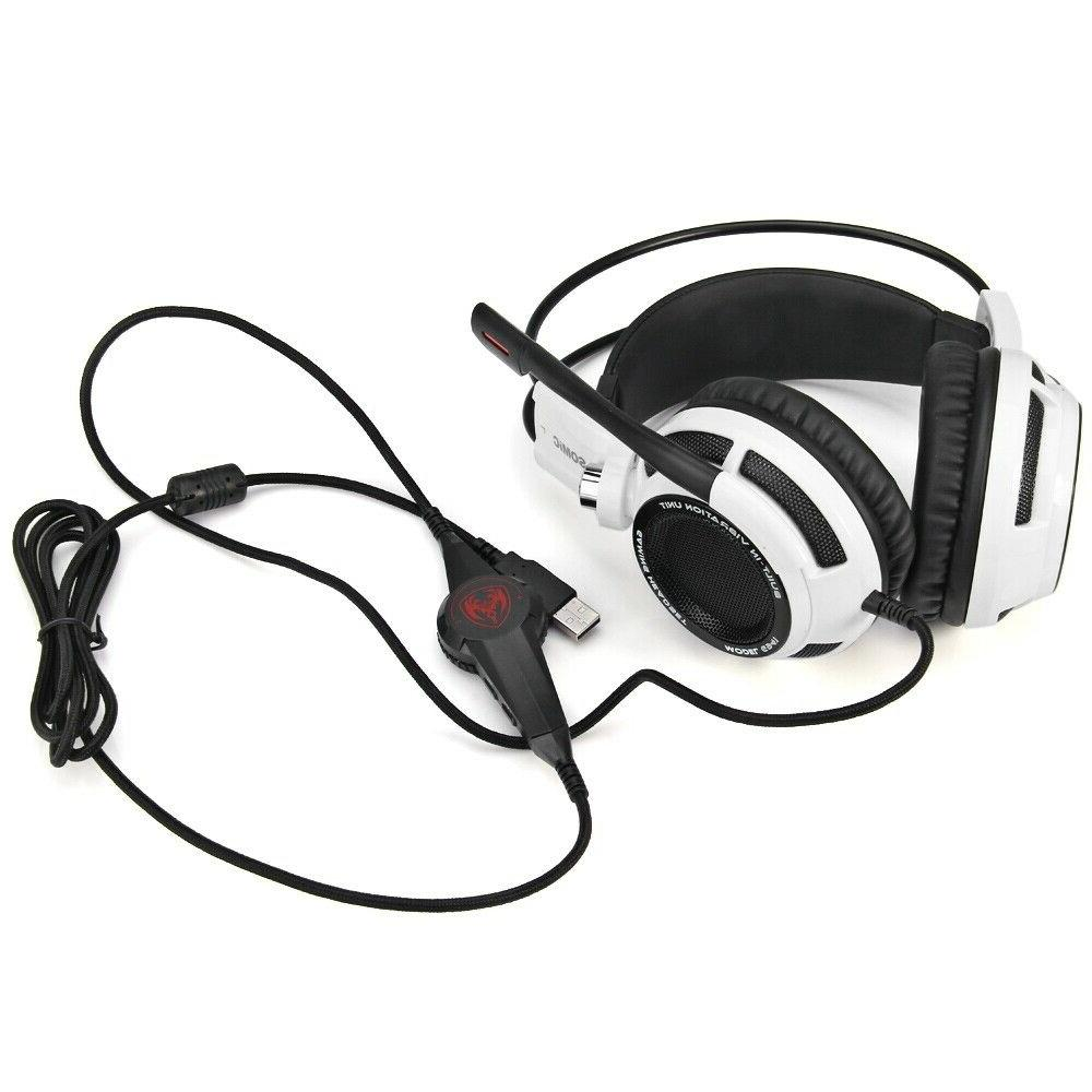 7.1 Surround Sound, Somic - USB Gaming with Vibrating