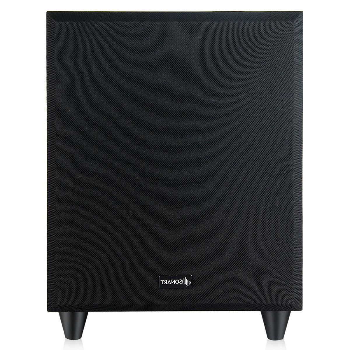 "8"" Powered Active Subwoofer Sound Theater"