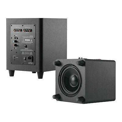 TDX Down Firing Powered Home Theater Surround
