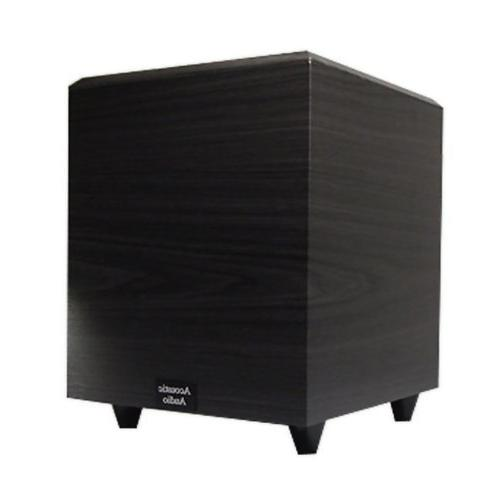 Acoustic Audio RWSUB-6 Down Firing Powered Subwoofer