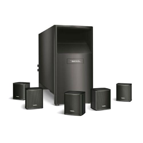 Bose - Acoustimass 6 Series V Home Theater Speaker System -