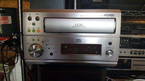 -DENON- UD-M50 3CD AUTO CHANGER RECEIVER AM-FM TUNER