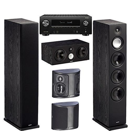 Denon/Paradigm Bundle - Paradigm Monitor 11v7 Tower Speaker