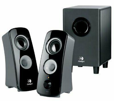 Logitech Speaker System Z323 with Subwoofer