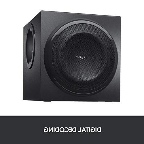 Logitech Z906 Sound Spkrs