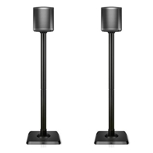 Mounting Dream Speaker Stand Pair for Home Theater Surround