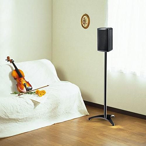 "PERLESMITH Stands-Extends 30"" to Hold Speakers Weight 8lbs-Heavy Duty for"