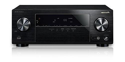 Pioneer Ultra Hd And 3d Pass-through A/v Theater Receiver
