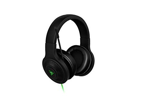 Razer Black Noise Isolating Gaming Headset - Compatible & Playstation