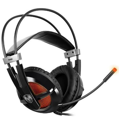 Somic G938 Surround Gaming for PS4 and Laptop, and plug