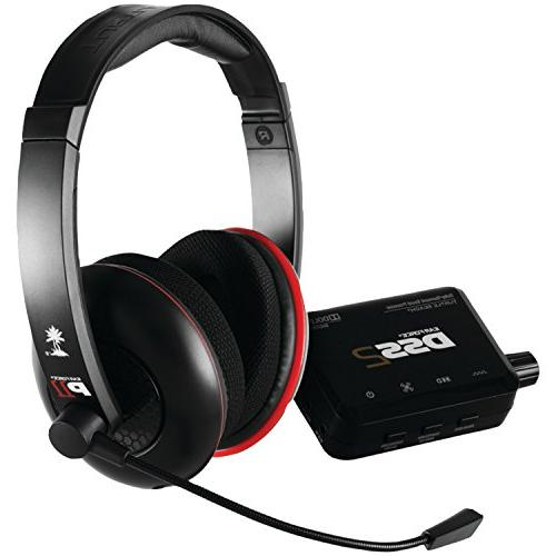 Turtle Beach - Ear Force DP11 Gaming Headset - Dolby Surroun