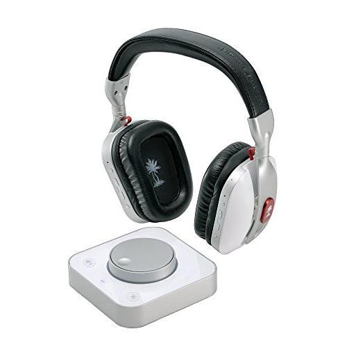 PC Turtle Beach Mac i60 Premium Wireless Gaming Headset DTS Headphone:X 7.1 Surround Sound
