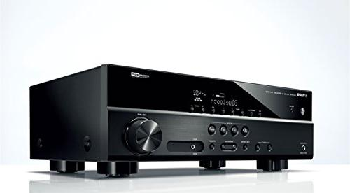 Yamaha RX-V379BL 5.1-Channel Receiver with Bluetooth