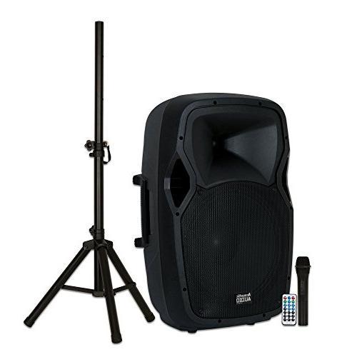 aa15bs powered bluetooth speaker