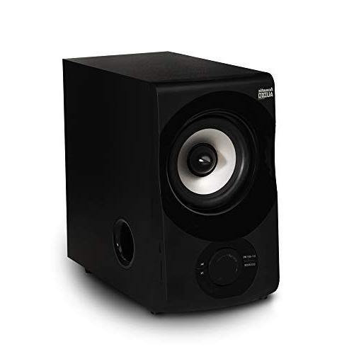 Acoustic Audio 2.1 Speaker with USB Multimedia