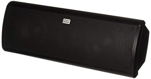 aa40cb indoor center speaker black