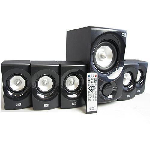 Acoustic Audio Home Theater System