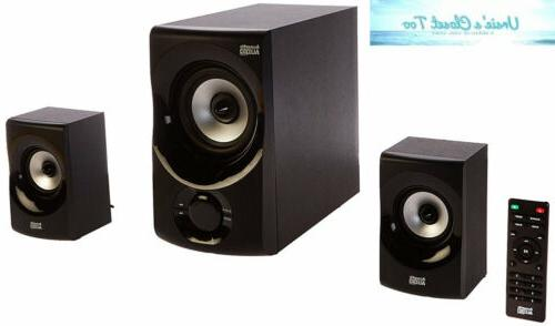 acoustic audio aa2171 bluetooth 2 1 home