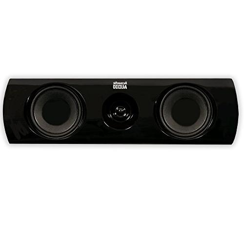 Acoustic Audio AAT1000 5.1 Speaker with and Input