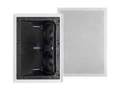 Alpha In Wall Surround Speaker Dual 5.25 Inch Carbon Fiber 2