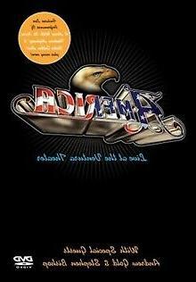 America/Andrew Gold/Stephen Bishop Live DVD Region 0 PAL 5.1