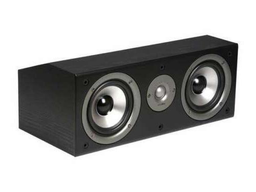 Polk Audio CS1ii Monitor & TSi BLACK Center Channel Speaker