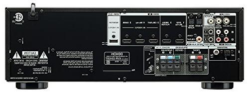 Denon AVR-S540BT 5.2 channel, 4K Ultra Audio and Video, Theater built-in Bluetooth and port, with HEOS Wireless Streaming