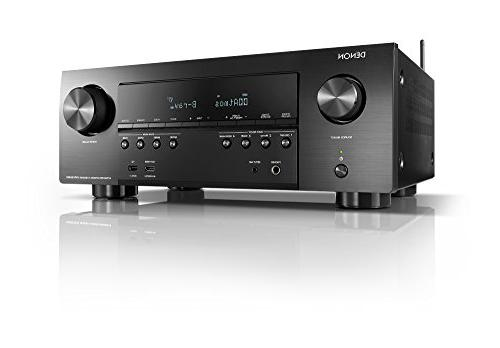 Denon Power, Ultra HD Amazing 3D Dolby Surround Music System, Alexa Control, HEOS Expansion, TV Outputs