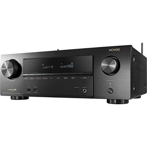 Denon AV Package with HEOS 3D Surround Control, for Home HDMI Cable Polishing