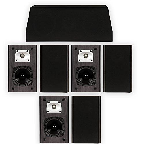 Theater B1 C1 Bookshelf Home Theater Speaker Set