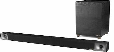 bar 48 surround sound bluetooth soundbar