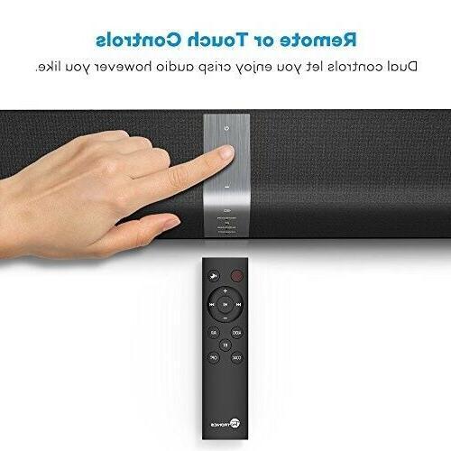 Best Soundbar Surround Sound System Full Sound Bluetooth