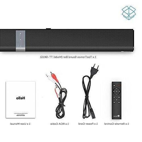 Best Soundbar System Full 4K Bluetooth